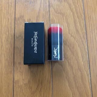 Yves Saint Laurent Beaute - イヴサンローラン 非売品携帯用メイクブラシ 赤