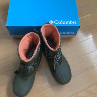 コロンビア(Columbia)のコロンビア スノーブーツ 24(ウインタースポーツ)