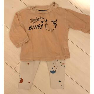 コドモビームス(こども ビームス)のTAO tinycottons まとめ売り 70〜80サイズ(Tシャツ)