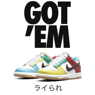 NIKE - NIKE GS DUNK LOW ナイキ GS ダンク ロー SE