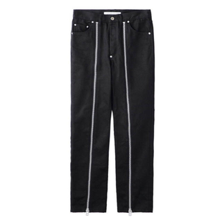 JOHN LAWRENCE SULLIVAN - JOHN LAWRENCE SULLIVAN  ZIPPED DENIM