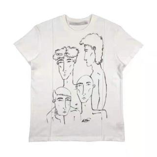 PETER DO /グラフィティ/Tシャツ/ホワイト/M