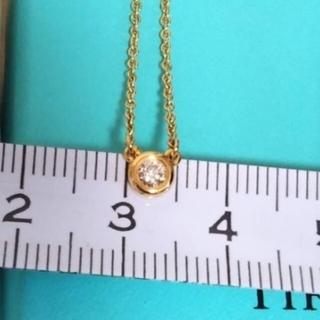 Tiffany & Co. - バイザヤード♥ゴールドネックレス