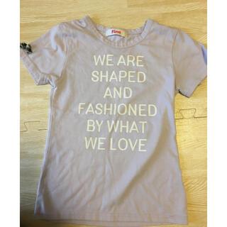 イングファースト(INGNI First)のイングfirst tシャツ130(Tシャツ/カットソー)