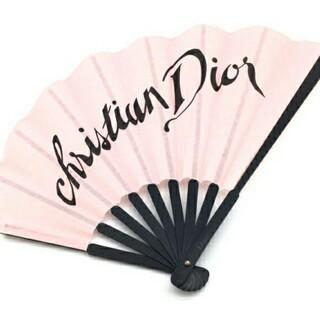 Christian Dior - ディオール 扇子 ノベルティー
