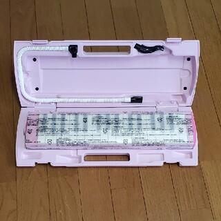 ヤマハ(ヤマハ)の【みなみ様専用】 YAMAHA ピアニカ 鍵盤ハーモニカ 32鍵 ピンク (ハーモニカ/ブルースハープ)