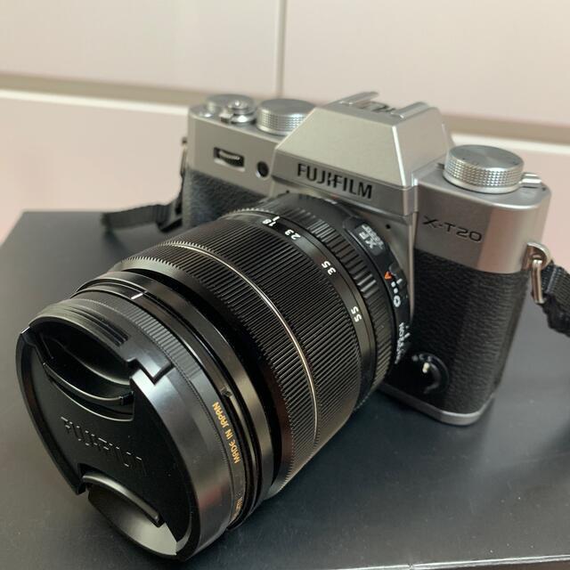 富士フイルム(フジフイルム)の鹿子様専用 スマホ/家電/カメラのカメラ(ミラーレス一眼)の商品写真