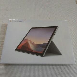 Microsoft - 未開封新品   Surface Pro 7 VDV-00014