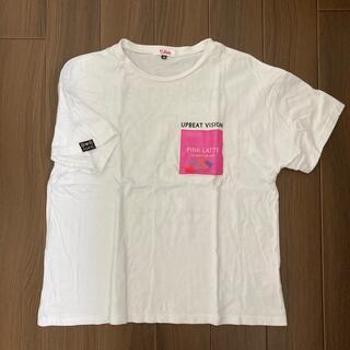 ピンクラテ(PINK-latte)の150センチ まとめ売り レピピ ピンクラテ チャンピョン(Tシャツ/カットソー)