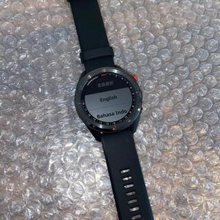 GARMIN - GARMIN APPROACH S62 ブラック 新品未使用