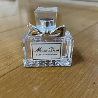 クリスチャンディオール(Christian Dior)のミスディオール ブルーミングブーケ 5ml(香水(女性用))