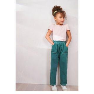 こどもビームス - misha & puff パンツ 新品、試着のみ 7-8y
