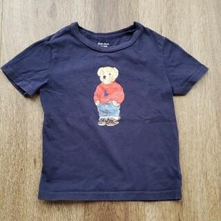 Ralph Lauren - ラルフローレン ベア Tシャツ (ネイビー) 90 クマ キッズ