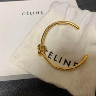 セリーヌ(celine)のCELINE ノットエクストラシンブレスレット セリーヌ(ブレスレット/バングル)