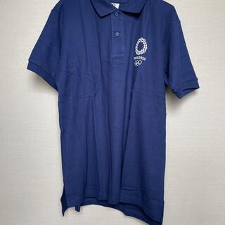 東京オリンピックエンブレムポロシャツ サイズM