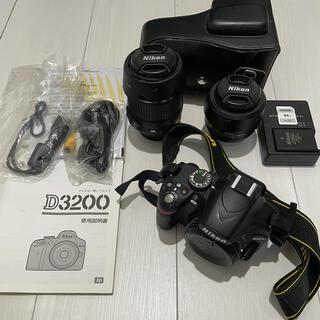 Nikon - Nikon D3200/AF-S NIKKOR DX 35mm F1.8Gセット