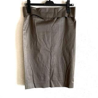 グッチ(Gucci)のグッチ サイズ42 M レディース美品  -(ロングスカート)
