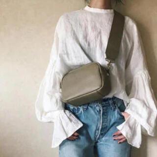 ノーブル(Noble)のNovemberさま ch!iii wide belt boston bag (ショルダーバッグ)