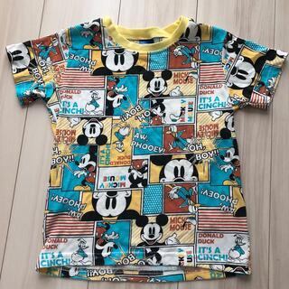 ディズニー ミッキー Tシャツ(Tシャツ/カットソー)