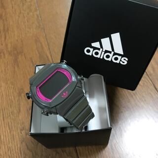 アディダス(adidas)のadidas 腕時計 時計 ストップウォッチ (腕時計(デジタル))