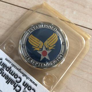 エアフォース チャレンジコイン 米軍 USAF(その他)