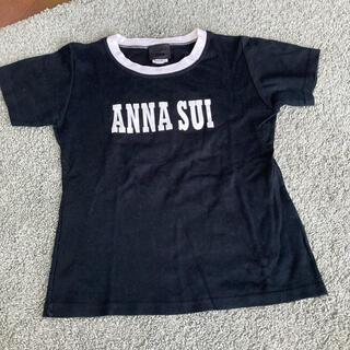 アナスイ(ANNA SUI)のANNA SUI Tシャツ バックプリント(Tシャツ(半袖/袖なし))