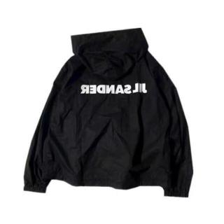 JIL SANDER ショート スカジャン ジャケット ブラック