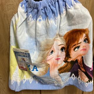 ディズニー(Disney)の⭐️アナ雪ラップタオル⭐️(マリン/スイミング)