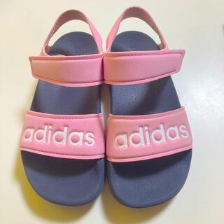 アディダス(adidas)のadidas サンダル 20cm(サンダル)