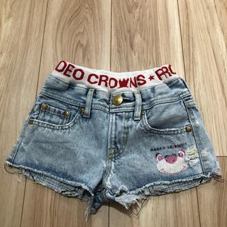 ロデオクラウンズ(RODEO CROWNS)のRODEOCROWNS ショートパンツ(パンツ/スパッツ)