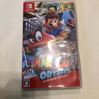 Nintendo Switch - スーパーマリオ オデッセイ マリオ 任天堂