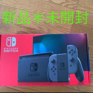 Nintendo Switch - 【保証書有り】Nintendo Switch  本体 新品 新型