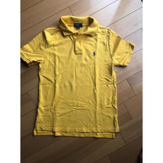 ポロラルフローレン(POLO RALPH LAUREN)のラルフローレン  ポロシャツ  キッズM 150(レディースS)(Tシャツ/カットソー)
