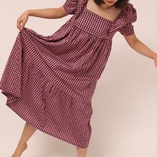 ザラ(ZARA)のZARA ドレス(ロングワンピース/マキシワンピース)