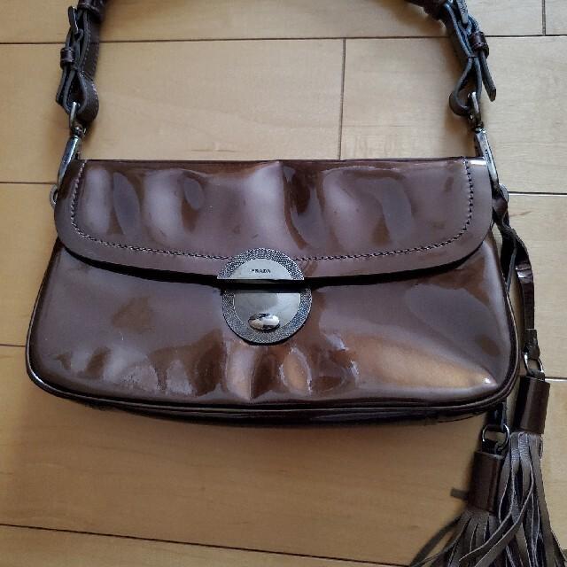 PRADA(プラダ)のプラダハンドバッグ レディースのバッグ(ハンドバッグ)の商品写真