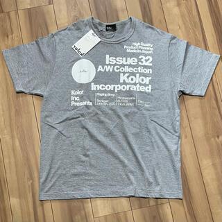 kolor - kolor カラー Tシャツ Tee beacon ビーコン sacai サカイ