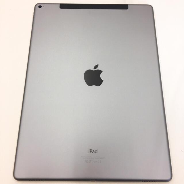 iPad(アイパッド)のiPad pro 128GB 12.9インチ セルラーモデル ドコモ スマホ/家電/カメラのPC/タブレット(タブレット)の商品写真