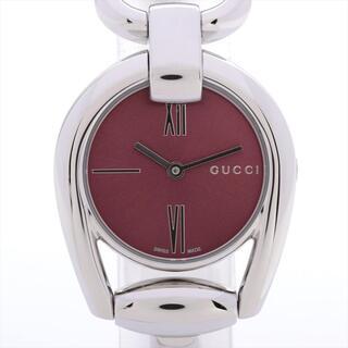 グッチ(Gucci)のグッチ ホースビット SS   レディース 腕時計(腕時計)