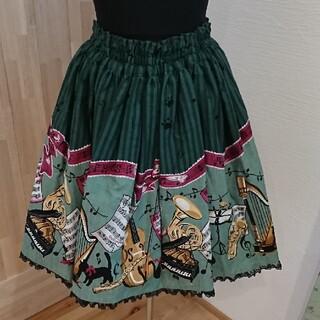metamorphose temps de fille - ブラスバンドキャットスカート