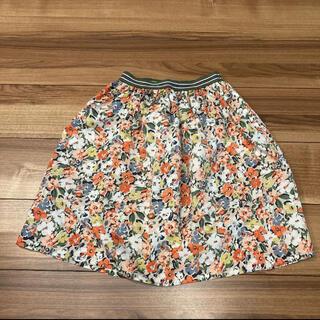 キャスキッドソン(Cath Kidston)のキャスキッドソン 花柄 スカート(ひざ丈スカート)