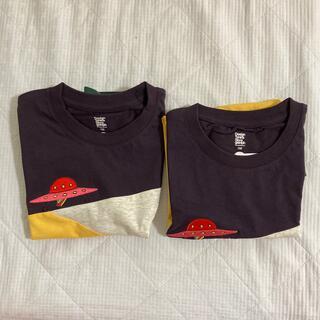 グラニフ カーズ (カールヨハンソン)  コラボキッズ刺繍半袖シャツ
