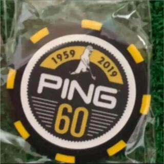 ピン(PING)のPING マーカー 60周年 レア(その他)