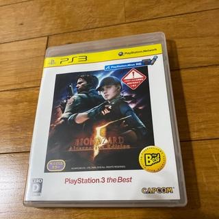プレイステーション3(PlayStation3)のPS3(バイオハザード5)(家庭用ゲームソフト)