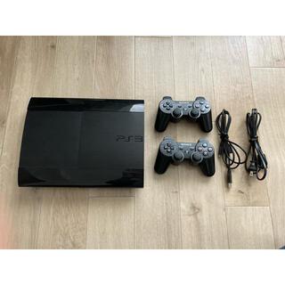 プレイステーション3(PlayStation3)のPS3 CECH-4000B(家庭用ゲーム機本体)