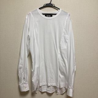 BLACK COMME des GARCONS - 新品 21ss BLACK COMME des GARCONS ドッキングシャツ