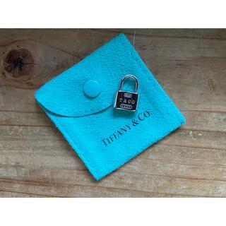 Tiffany & Co. - ティファニー 1837パドロック *トップのみ