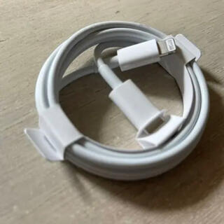 Apple - アップル 純正ライトニングケーブル iPhone apple