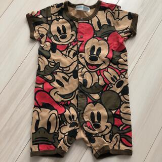 ディズニー(Disney)のディズニー ロンパース 80サイズ(ロンパース)