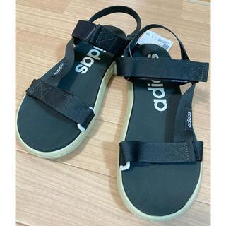 アディダス(adidas)のアディダス コンフォートサンダル CF SANDAL 26.5cm(サンダル)