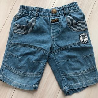 デニム 半ズボン 100サイズ(パンツ/スパッツ)